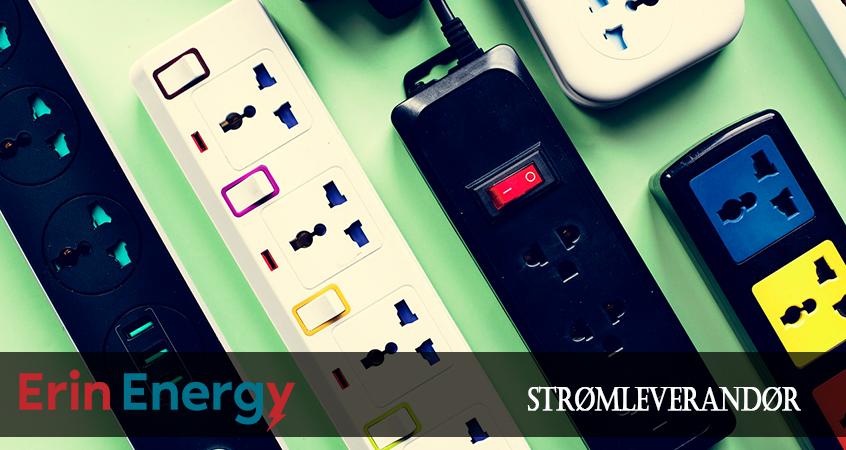 strømleverandør feature